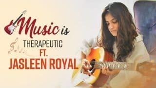 EXCLUSIVE Interview: Music Has Healed Me, Jasleen Royal Opens Up About Her Musical Journey | Watch Video