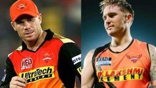 SRH vs RR IPL 2021: डेविड वार्नर की छुट्टी, Jason Roy को मौका, ऐसा है दोनों टीमों का प्लेइंग इलेवन