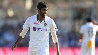 Jasprit Bumrah ने टेस्ट में पूरे किए 100 विकेट, वीरेंद्र सहवाग ने Video शेयर कर किया मजेदार कमेंट