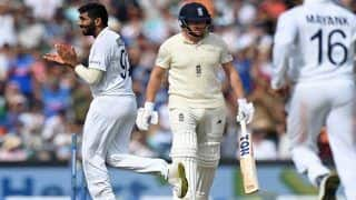 Watch: Jasprit Bumrah Peach of a Yorker That Sent Jonny Bairstow Packing in 4th Test at Oval