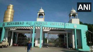 UP: रामपुर जिला प्रशासन ने जौहर विश्वविद्यालय से 173 एकड़ जमीन वापस ली