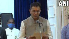 UP Cabinet Expansion: योगी सरकार ने किया कैबिनेट विस्तार, जितिन प्रसाद सहित 7 लोगों ने ली मंत्री पद की शपथ