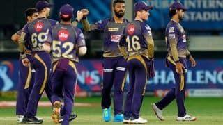 KKR Predicted Playing 11 vs DC, IPL 2021 Match 41: Will Injured Andre Russell Make Way For Shakib-al-Hasan?