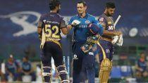 IPL 2021- KKR vs MI: नाइट राइडर्स की मुंबई पर दमदार जीत, तस्वीरों में देखें- मैच के खास पल
