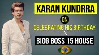 Actor Karan Kundrra Enters Bigg Boss 15 House: Exclusive Interview Before His Entrance, Reveals How He Would React and His Game Plan