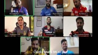 Rohit Sharma, Virat Kohli And Others Engage in Epic Banter Ahead of CSK vs MI IPL 2021 Second Phase Opener | WATCH VIDEO