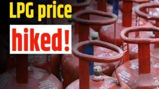 Commercial LPG Cylinders Get Costlier by ₹43; Cooking Gas Rates Remain Unchanged