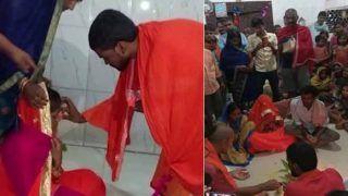 Bihar: प्रेमिका से मिलने 17 किमी साइकिल चलाकर प्रेमी आता था, गांववालों ने मंदिर में करा दी शादी