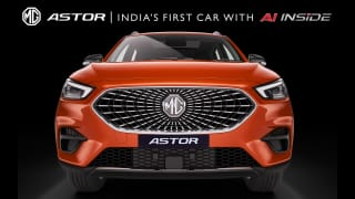 MG Astor Unveil On September 15 - Can It Beat Hyundai Creta, Kia Seltos, Skoda Kushaq?