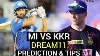 MI vs KKR Dream11 Team Prediction, Fantasy Hints VIVO IPL 2021 Match 34: Captain, Vice-Captain - Mumbai Indians vs Kolkata Knight Riders, Playing 11s For Today's T20 Match at Sheikh Zayed Stadium 7.30 PM IST September 23 Thursday