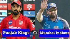 Highlights Updates MI vs PBKS, IPL 2021: हार्दिक पांड्या ने छक्का लगाकर खत्म किया मैच, 5वें स्थान पर आई मुंबई