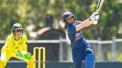 लगातार पांचवां अर्धशतक जड़ कप्तान मिताली राज ने पूरे किए 20,000 रन; भारत 225/8