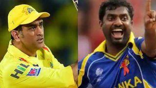 MS Dhoni को अपने क्रिकेटर्स को समझना आता है, तभी उनके निर्णय सही साबित होते हैं: मुरलीधरन