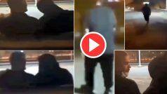 Husband Ki Girlfriend: कंधे पर सिर रखने ही वाली थी गर्लफ्रेंड, अचानक कैमरा लेकर पहुंच गई पत्नी | Video में देखिए फिर क्या हुआ