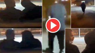 Husband Ke Affair Ka Video: जॉगिंग के बहाने GF से मिलने पहुंच गया पति, चुपके से पहुंची पत्नी ने सबकुछ कर लिया रिकॉर्ड | वीडियो Viral