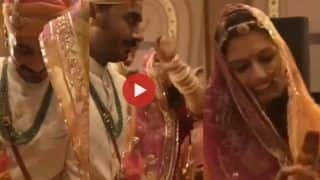 Bhabhi Ka Video: देवर बना दूल्हा तो खुशी से झूम उठी भाभी, फिर किया गजब का घूंघट डांस | देखिए ये वीडियो