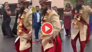 Dulha Dulhan Ka Video: दुल्हन को इंप्रेस करने के लिए डांस करने लगा दूल्हा, पर उसके स्टेप्स देखकर खुद हिल गया | देखिए ये वीडियो