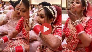 Dulhan Ke GolGappe: अपनी ही शादी में गोलगप्पे लेकर सोफे पर बैठ गई दुल्हन, उसके बाद हुआ हंसी नहीं रुकेगी | Viral हुआ Video