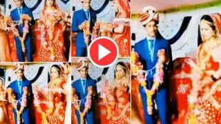 Shadi Ka Video: खुद की शादी में नखरे दिखाने लगी दुल्हन, रिएक्शन देख लिया तो हंसी नहीं रुकेगी | वीडियो हुआ ये Viral