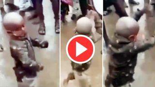 Dance Ka Video: बच्चे ने किया ऐसा गजब डांस, बड़े भी अपना छोड़ उसे देखने लगे | Viral हो रहा ये Video