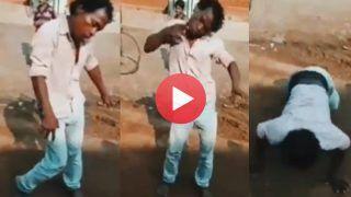 Dance Ka Video: ये है इंडिया का Michael Jackson, पहले आएगी हंसी फिर खुद कहेंगे OMG | Video हुआ ये Viral
