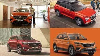 MG Astor vs Hyundai Creta vs Kia Seltos vs Skoda Kushaq: Which Is Biggest Of Them All? Details Here