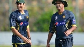 Misbah-ul-Haq, Waqar Younis Step Down From Pakistan Coaching Roles