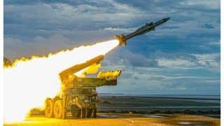 India Successfully Tests 'Akash Prime' Missile, Destroys Aerial Target | Watch
