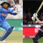Mithali Raj Retains Number One Spot as Amy Satterthwaite Returns to Top-5 in ICC ODI Rankings
