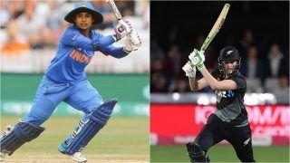 ODI Rankings: Mithali Raj Retains No.1 Spot as Amy Satterthwaite Returns to Top-5