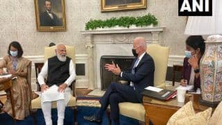 New Chapter on Indo-US Bilateral Relationship Begins: Joe Biden Tells PM Modi at White House