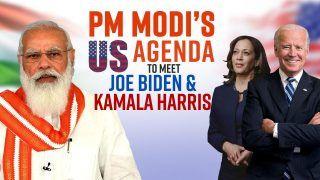 PM Modi Reaches US, To Meet Joe Biden and Kamala Harris; Agenda, Schedule Explained
