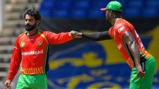 BR vs GUY Dream11 Team Prediction, Fantasy Tips CPL T20 Match 20: Captain, Vice-captain- Barbados Royals vs Guyana Amazon Warriors, Playing 11s, Team News For Today's T20 at Warner Park at 4:30 AM IST September 8 Wednesday