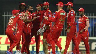 IPL 2021 Report: Bishnoi, Shami Set up Punjab's 5-Run Win Over Hyderabad in Dramatic Finish