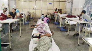Delhi, Noida Hospitals Report Surge in Viral Fever Cases, Especially Among Children