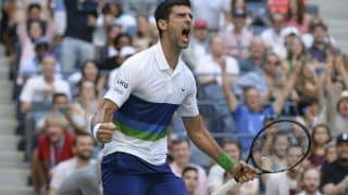 US Open 2021: अमेरिकी जेंसन ब्रूक्सबी को हरा क्वार्टर फाइनल में पहुंचे नोवाक जोकोविच