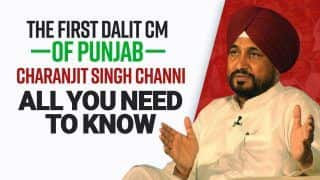 First Dalit CM of Punjab Charanjit Singh Channi, All You Need To Know | Watch Video