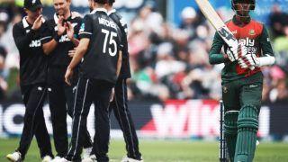 Live Score and Update Bangladesh vs New Zealand, 4th T20I: बांग्लादेश-न्यूजीलैंड मैच का लाइव स्कोर, भारत में नहीं हो रहा प्रसारण