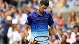 Novak Djokovic Reacts After Shock Loss in US Open 2021 Final vs Daniil Medvedev