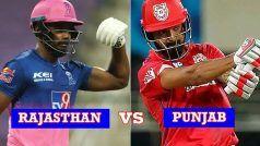 Live Scores and Updates PBKS vs RR IPL 2021: आखिरी ओवर में 4 रन नहीं बना पाया पंजाब, राजस्थान को मिली 2 रन से जीत