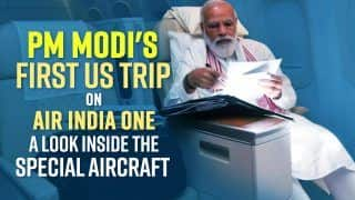PM Modi's Air India One Flight to Washington, A look Inside And Why It Did Not Stopover at Frankfurt, Explained
