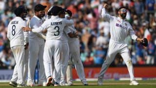 Sachin Tendulkar, Sourav Ganguly Lead Indian Cricket Fraternity Wishes After Virat Kohli And Co. Beat England in 4th Test at Oval