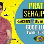 Bigg Boss 15 Contestant Pratik Sehajpal on Standing Next To Salman Khan and Reaction Upon Divya Agarwal's Tweet For Him Before Entering | Exclusive