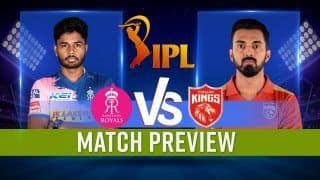 IPL 2021 RR vs PBKS: Predicted Playing 11s, Pitch Conditions, Dubai Weather, Telecast Info | Watch Video
