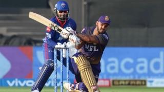 IPL 2021, KKR vs DC: नितीश राणा की नाबाद पारी की बदौलत कोलकाता ने दिल्ली को 3 विकेट से हराया