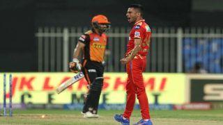 IPL 2021, SRH vs PBKS: रवि बिश्नोई की गेंदबाजी के आगे ढेर हुए सनराइजर्स; पांच रन से जीता पंजाब