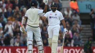 ओवल टेस्ट में चौके-छक्के लगा रहे पुजारा की बल्लेबाजी देख हैरान हुए रोहित बोले- हमारी भूमिकाएं बदल गईं
