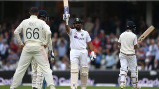 ओवल टेस्ट : रोहित शर्मा के शानदार शतक की मदद भारत को 171 रन की बढ़त