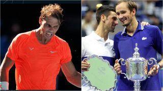 ATP Rankings 2021: Rafael Nadal Drops Out of Top-5, Daniil Medvedev Closes in on World No.1 Novak Djokovic; Felix Auger-Aliassime Jumps To Career-High