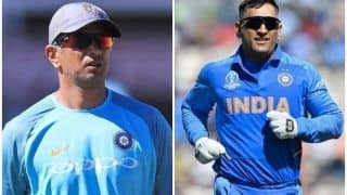 Rahul Dravid as Coach, MS Dhoni as Mentor: Ex-BCCI Selector MSK Prasad Predicts Ravi Shastri's Replacement